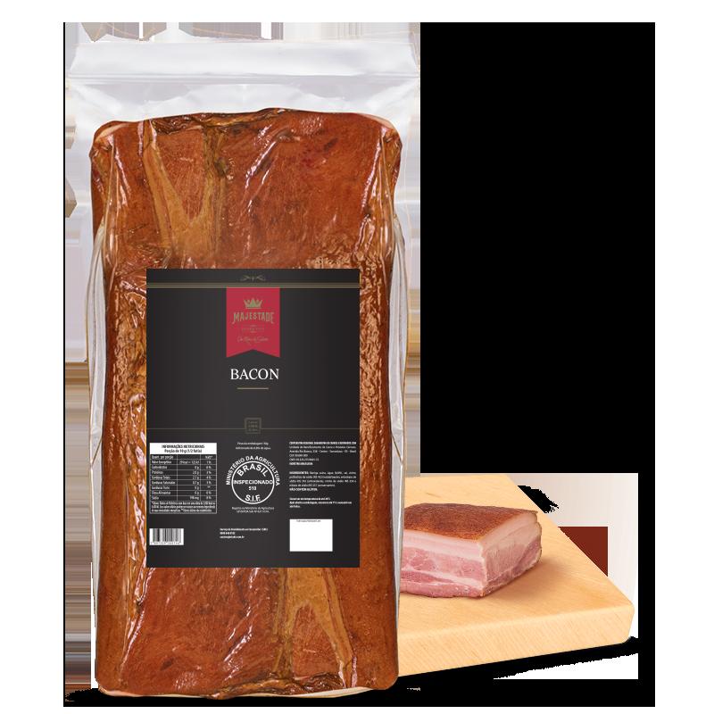 Bacon Defumado Manta