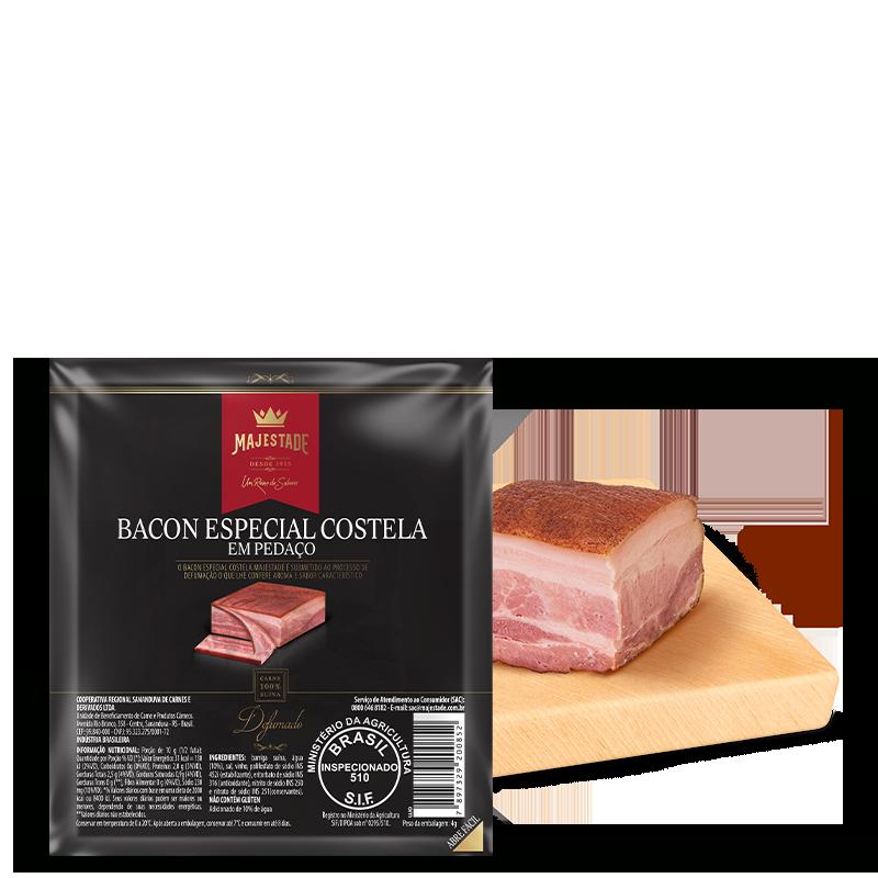 Bacon Especial Costela Pedaço
